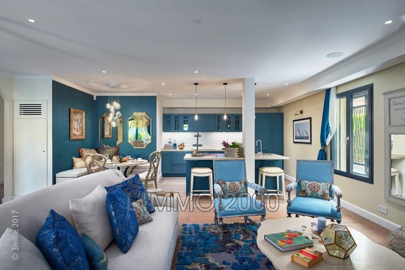 appartement  3 rooms  Cap d'Antibes Saramartel  161m² -