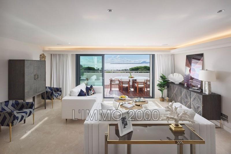 appartement  5 rooms  Cap d'Antibes Saramartel  162m² -