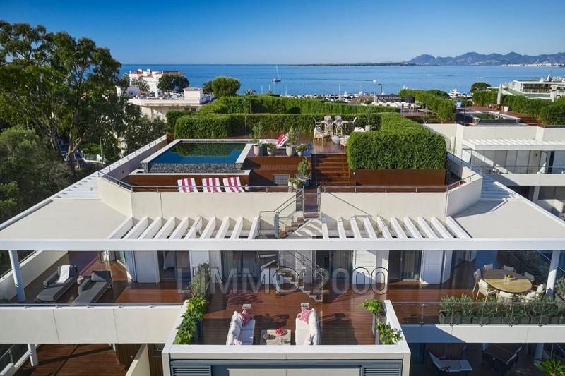 appartement  5 rooms  Cap d'Antibes Saramartel  182m² -