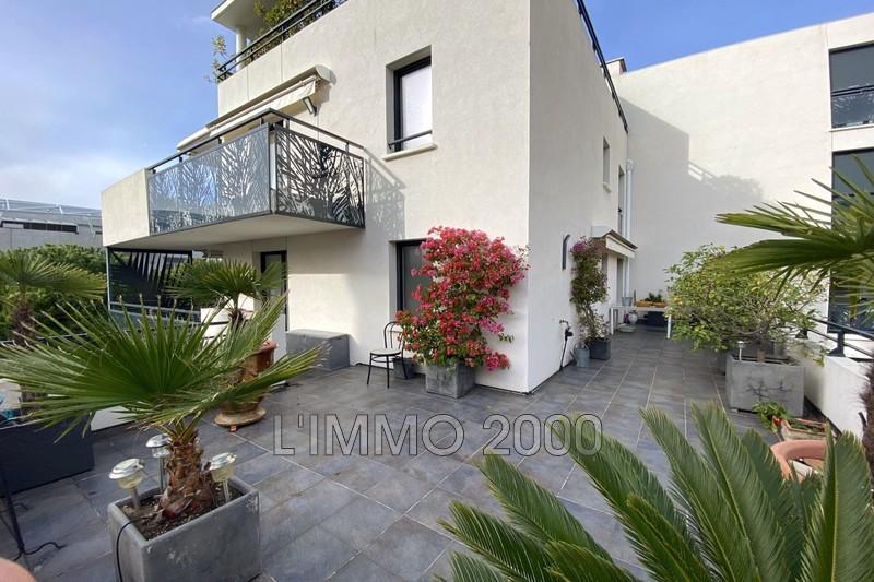 appartement  3 pièces  Juan-les-Pins Pinède  76m² -