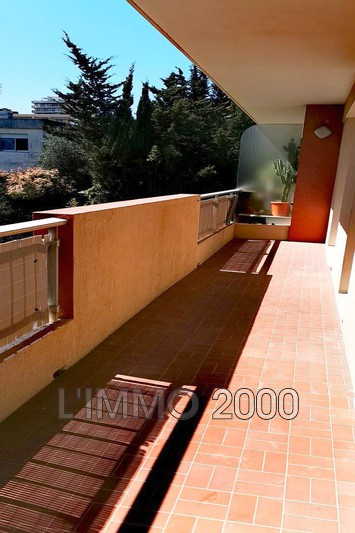 appartement  2 pièces  Juan-les-Pins Badine  47m² -