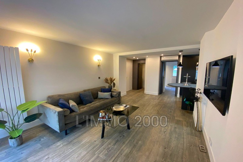 appartement  3 pièces  Juan-les-Pins   59m² -