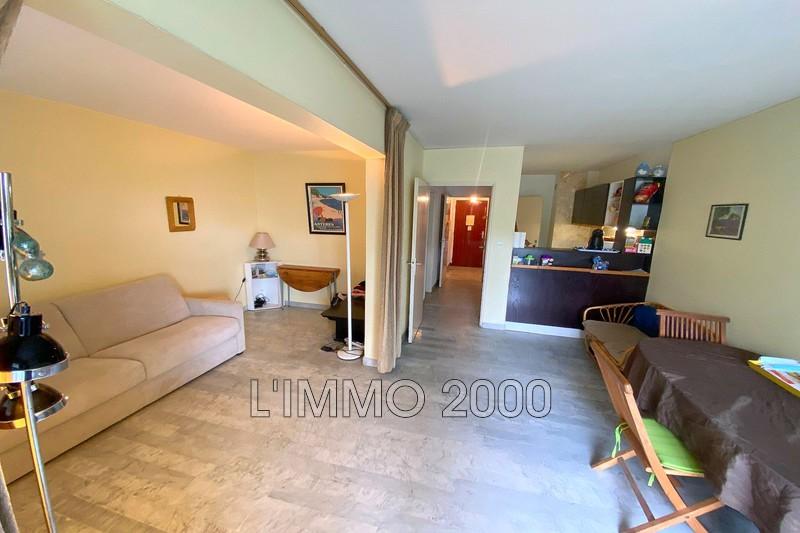 appartement  2 pièces  Juan-les-Pins Rostagne  47m² -
