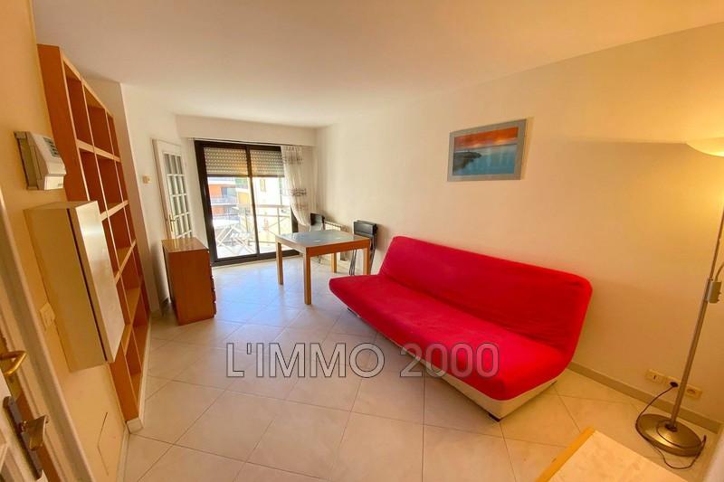 appartement  2 pièces  Juan-les-Pins Wilson  33m² -