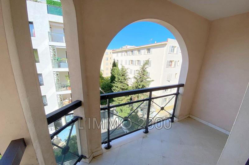 appartement  2 rooms  Juan-les-Pins Wilson  33m² -