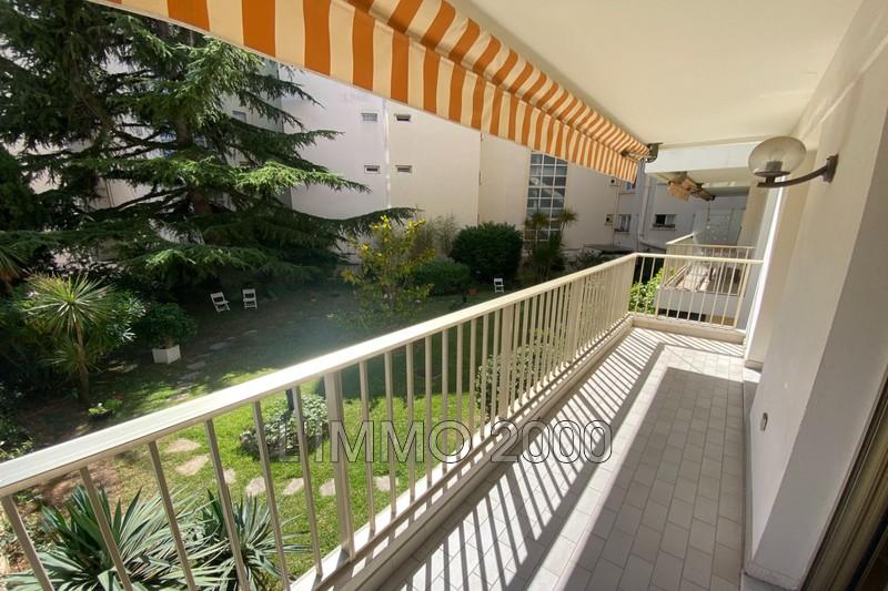 appartement  studio  Juan-les-Pins Pinède  31m² -