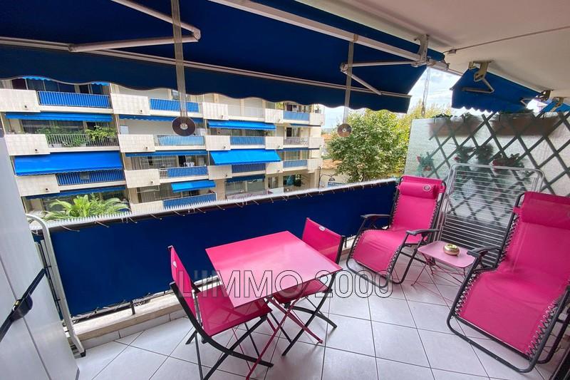 appartement  studio  Juan-les-Pins   24m² -