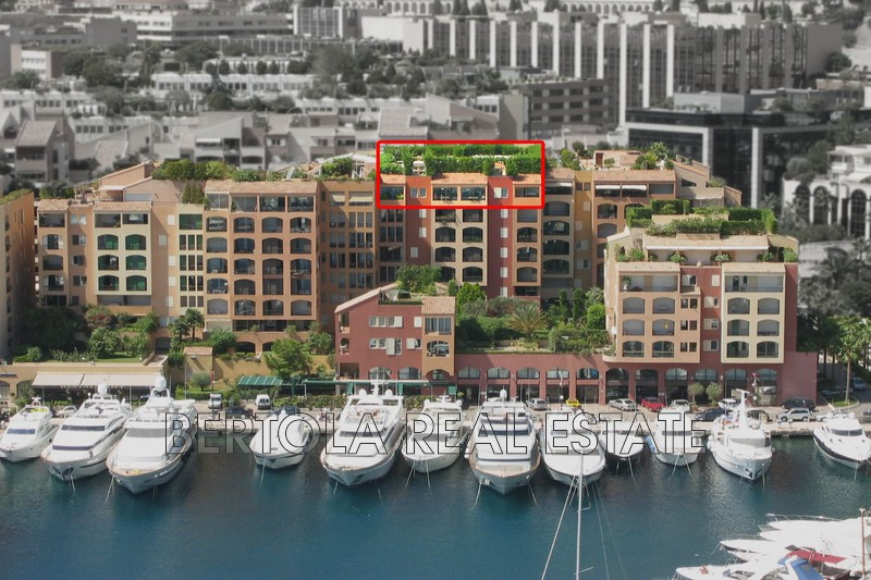 Penthouse Monaco Fontvieille,   to buy penthouse  6 rooms   1000 m²
