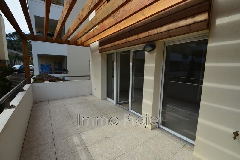 Photo Appartement Cagnes-sur-Mer Saint jean,  Location appartement  4 pièces   85 m²