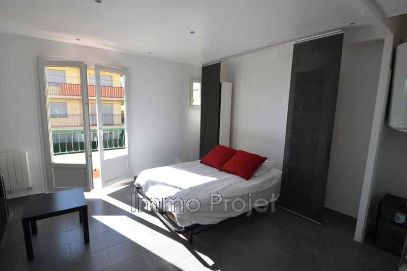 Photo Apartment Villeneuve-Loubet Bouches du loup,  Location apartment  1 room   24 m²
