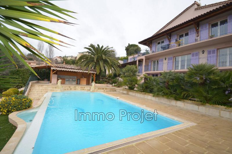 Photo House Cagnes-sur-Mer   to buy house  8 rooms   250 m²