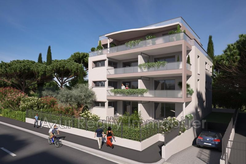 Photo Appartement Saint-Aygulf Commerces et plages a pied,   achat appartement  3 pièces   65m²