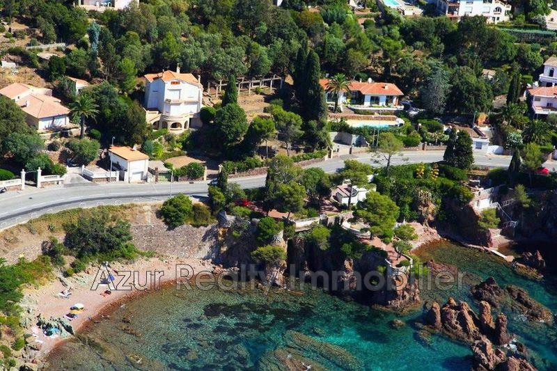 Villa Agay Bord de mer,   achat villa  5 chambres   260m²