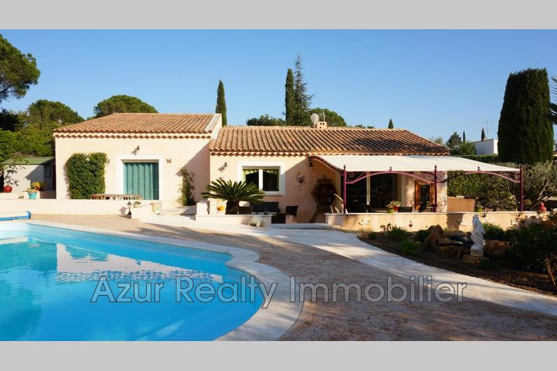 Villa Roquebrune-sur-Argens Résidentiel,   to buy villa  3 bedrooms   133 m²