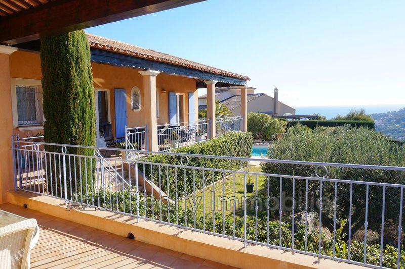 Villa Les Issambres Bord de mer,   achat villa  4 chambres   165m²