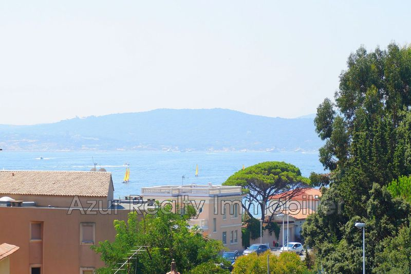 Appartement Sainte-Maxime Centre-ville,   achat appartement  5 pièces   80m²