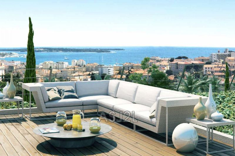 Photo Appartement Cannes Hautes vallergues,  Neuf appartement  3 rooms   67 m²