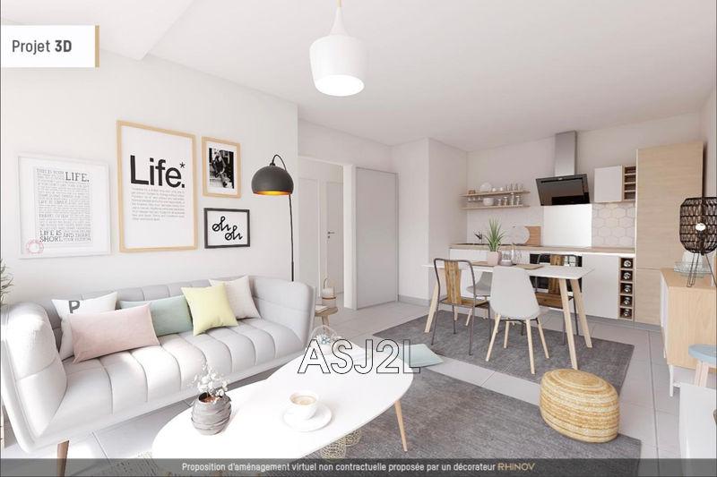 Photo Apartment Marseille Villecroze,  New apartment  2 rooms   41m²