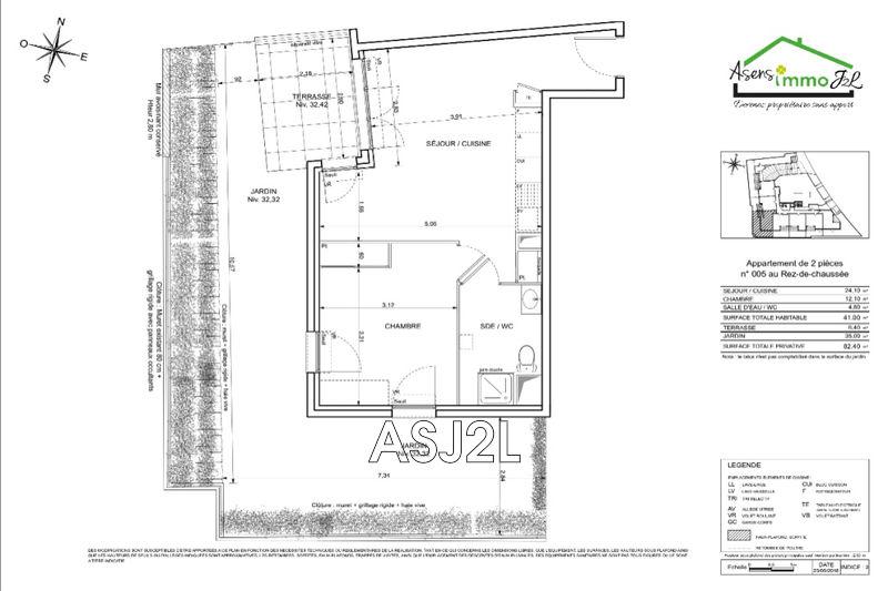 Photo n°3 - Vente appartement Nice 06200 - 252 000 €