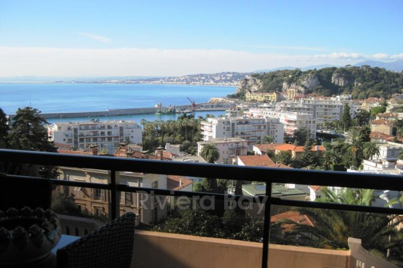Photo Apartment Nice Mont boron,  Rentals apartment  2 rooms   28 m²