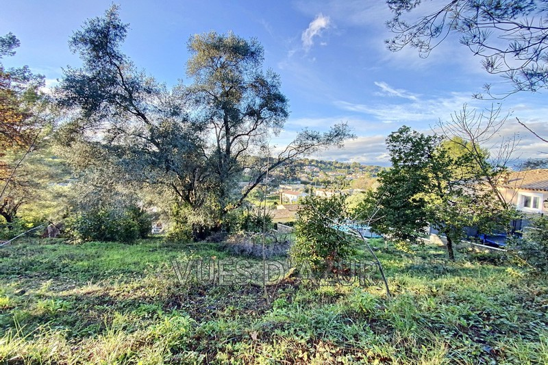 Photo Terrain Vallauris   to buy terrain   670 m²