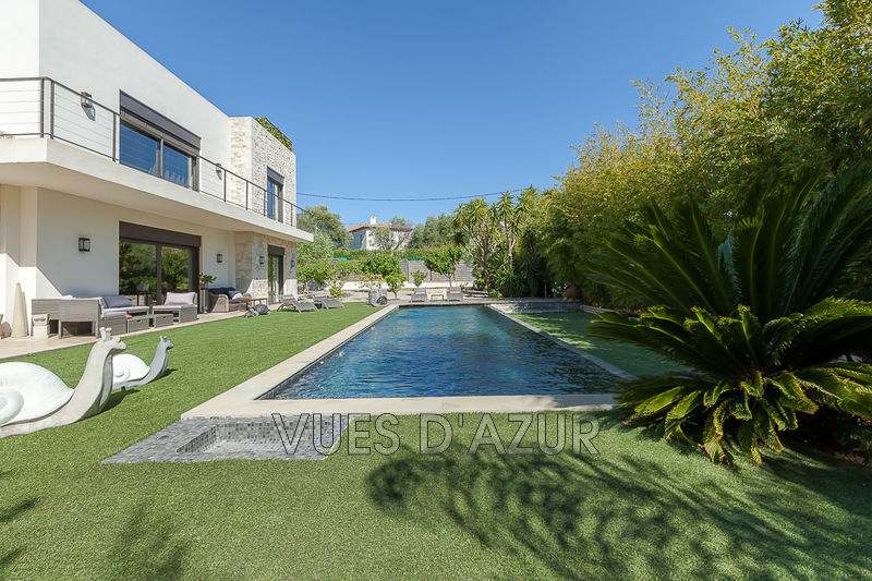 Photo Villa Juan-les-Pins Proche plages,   to buy villa  4 bedroom   208 m²