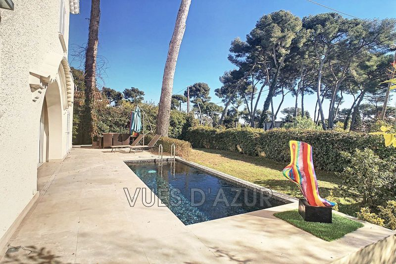 Photo House Juan-les-Pins Cap d'antibes,   to buy house  3 bedroom   160 m²