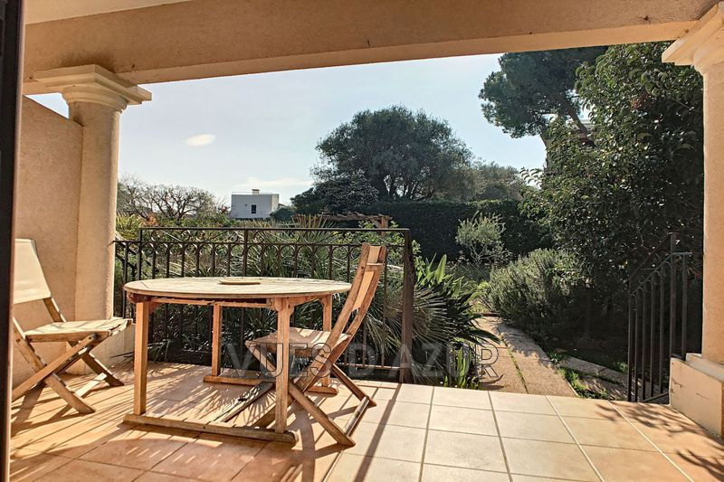 appartement  2 rooms  Cap d'Antibes Antibes  27 m² -