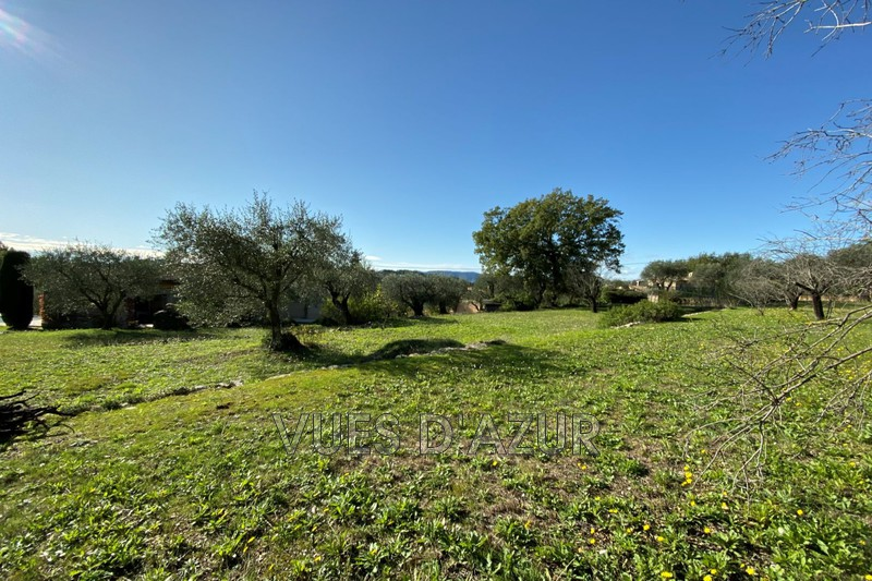 Photo Terrain Valbonne   achat terrain   2500m²