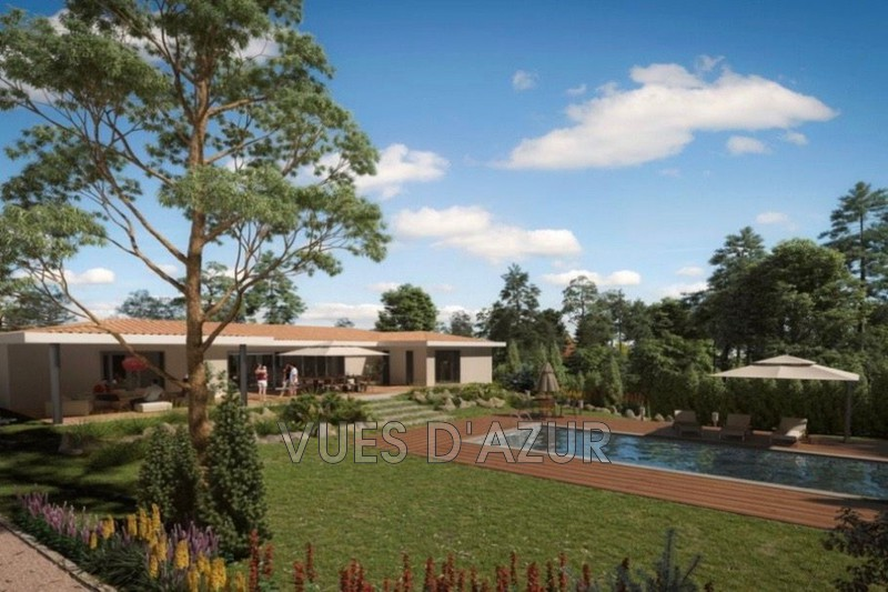 Photo House Roquefort-les-Pins Roquefort-les-pins,   to buy house  5 bedroom   240 m²