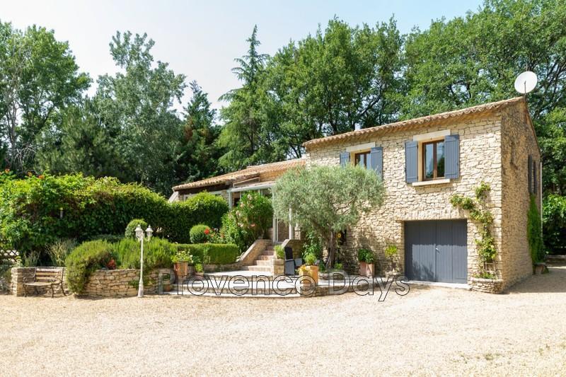 Photo n°1 - Vente maison en pierre Gordes 84220 - 443 000 €