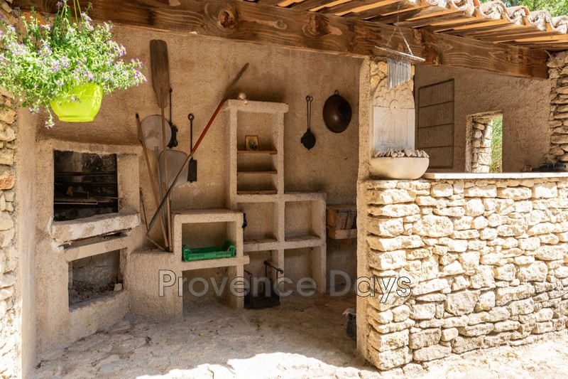 Photo n°14 - Vente maison en pierre Gordes 84220 - 443 000 €