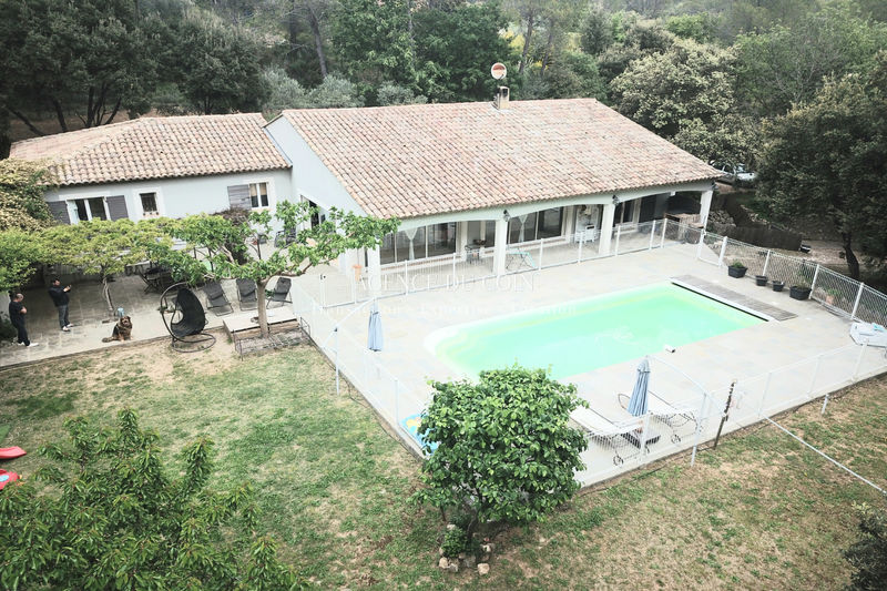 Photo Contemporary house Trans-en-Provence Campagne,   to buy contemporary house  5 bedrooms   320 m²
