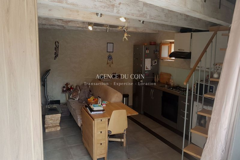 Photo n°1 - Vente maison en pierre Les Arcs 83460 - 135 000 €