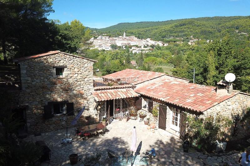 Photo Maison en pierre Callas Proche village,   achat maison en pierre  3 chambres   190m²