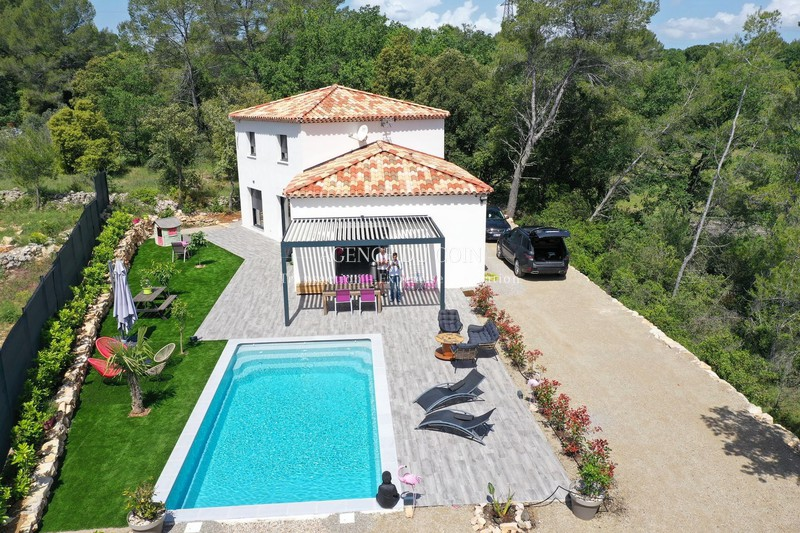Photo Maison contemporaine Trans-en-Provence Village,   achat maison contemporaine  4 chambres   150 m²