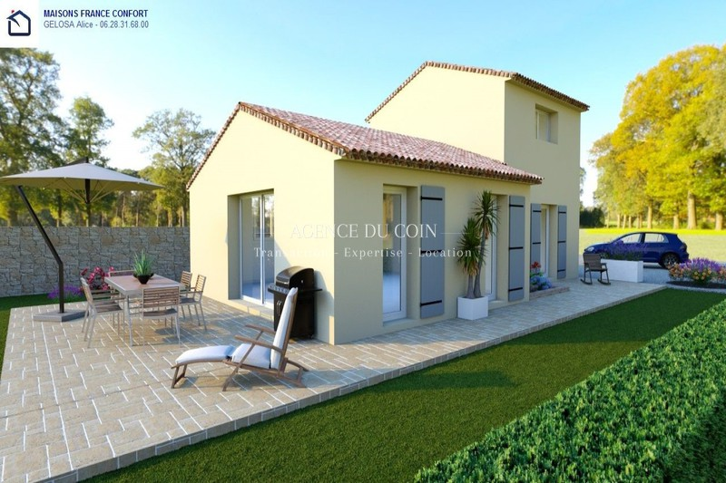 Photo Terrain Draguignan Centre-ville,   achat terrain   582 m²