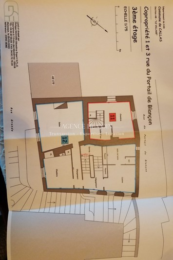 Photo n°5 - Vente appartement Callas 83830 - 127 000 €
