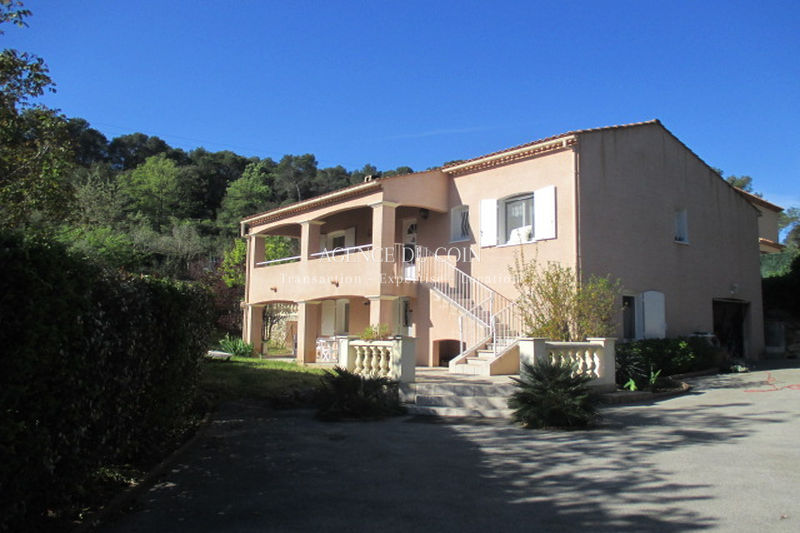 Photo Villa Trans-en-Provence Village,   to buy villa  4 bedrooms   140 m²