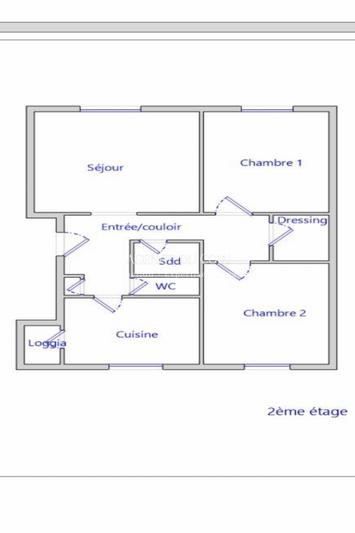 Photo n°8 - Vente appartement Draguignan 83300 - 102 000 €