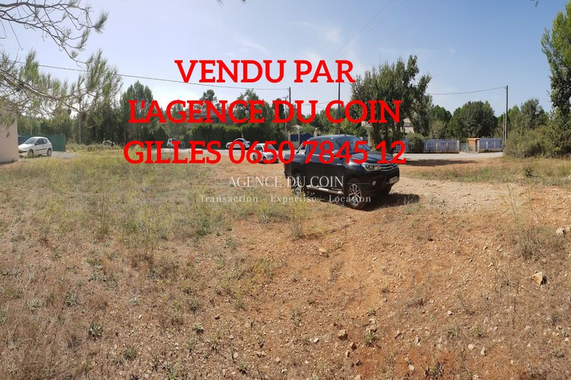 Photo Land Trans-en-Provence   to buy land   800 m²