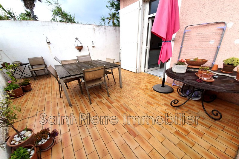 Photo Villa Villeneuve-Loubet Les plages,  Rentals villa  1 bedroom   39 m²