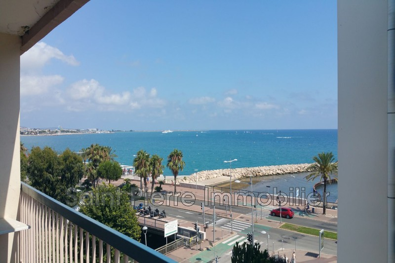 Photo Apartment Cagnes-sur-Mer Bord de mer,  Rentals apartment  2 rooms   45 m²