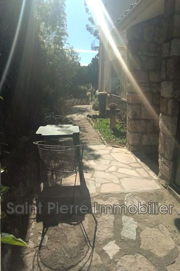 Photo Apartment Cagnes-sur-Mer La pinede,  Rentals apartment  1 room   18m²