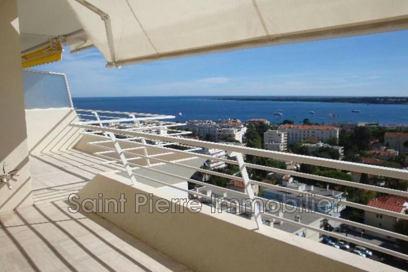 Photo Appartement Cannes Basse californie,  Location appartement  3 pièces   90 m²