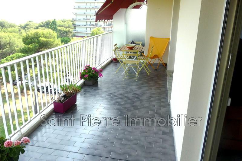 Photo Appartement Cagnes-sur-Mer Hippodrome,  Location appartement  3 pièces   98m²