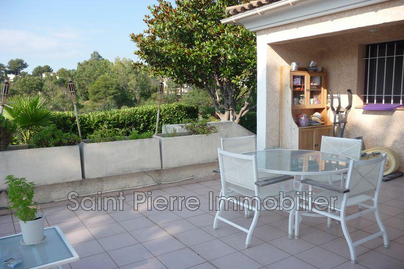 Photo Villa Villeneuve-Loubet Hauts de vaugrenier,  Location villa  2 chambres   69m²