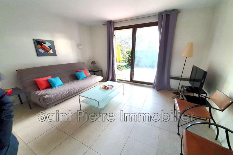 Photo Appartement Villeneuve-Loubet Hauts de vaugrenier,  Location appartement  1 pièce   25m²