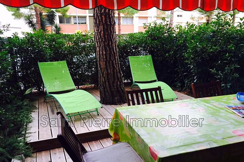 Photo Apartment Cagnes-sur-Mer Le cros,  Rentals apartment  1 room   30 m²