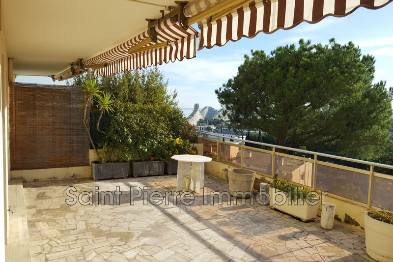 Photo Appartement Villeneuve-Loubet Villeneuve loubet,  Location appartement  2 pièces   50 m²
